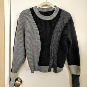 Artizia Wilfred Lonell 100% Merino Wool Sweater
